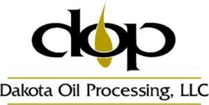 DOP Logo White